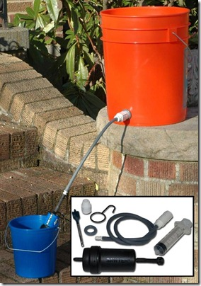 portable water purifier kit