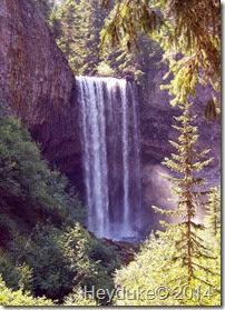 Mount Hood and falls 059