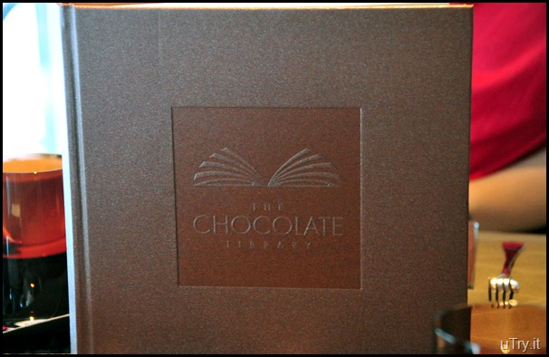 Chocolate Library Menu