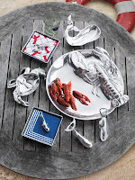 Whale Sauce Dish $39.00 Crab Sauce Dish $39.00 Lobster Sectional Server $154.00 Napkin Box 48.00 Whale & Crab Claw Bottle Openers $32.00