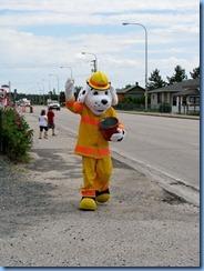8047 Ontario Trans-Canada Highway 17 Ignace - Canada Day parade