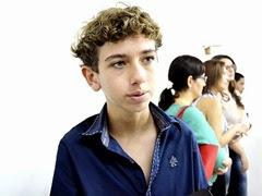 2 - Aos 14 anos, aluno de escola pública passa em medicina na Federal de Sergipe 400