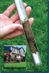 soil testing probe