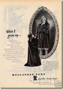 1945 fur ad