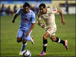 Universitario de Deportes vs Real Garcilaso