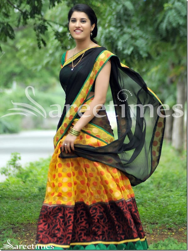 Latest_Half_Saree