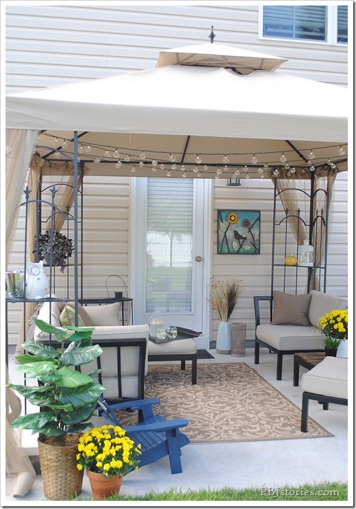 From concrete slab to outdoor retreat makeover