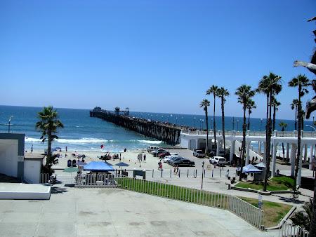 Imagini Oceanside California: Pontonul de care vorbeam