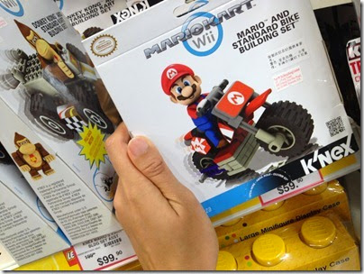 K'nex Mario Cart Building Set