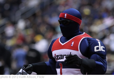 'Washington Wizards G-Man' photo (c) 2012, Keith Allison - license: http://creativecommons.org/licenses/by-sa/2.0/