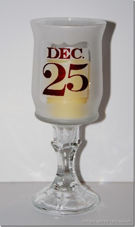Christmas Etched Candle (7)