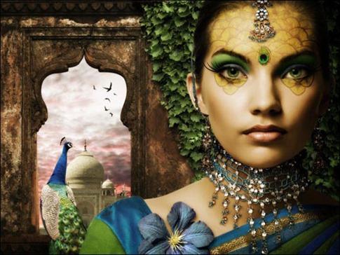 07. Crea una princesa india