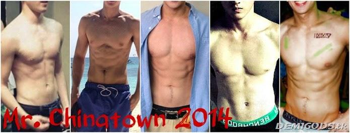 Mister Chinatown 2014