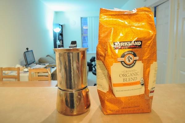 義式咖啡自家煮