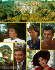 Falcon Crest_#077_The Trump Card