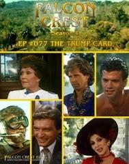Falcon Crest_#077_The Trump Card