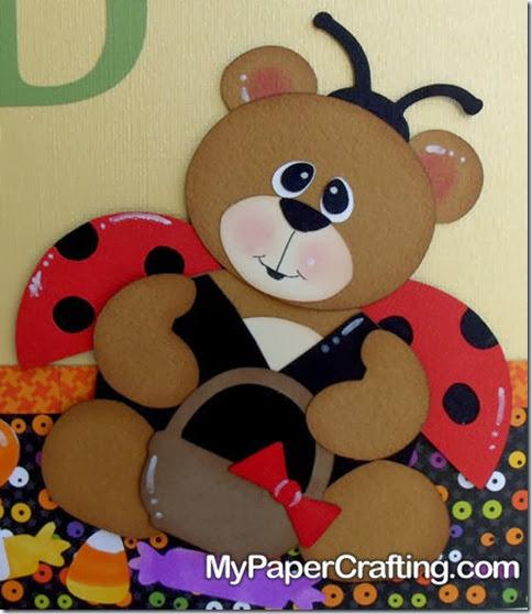 bear as ladybug-450