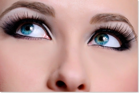 Dramatic Eyes, Tips for Picking Colored Contacts