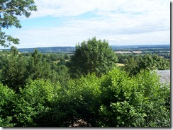 2012.07.20-018 panorama de la chapelle de Clermont-en-Auge
