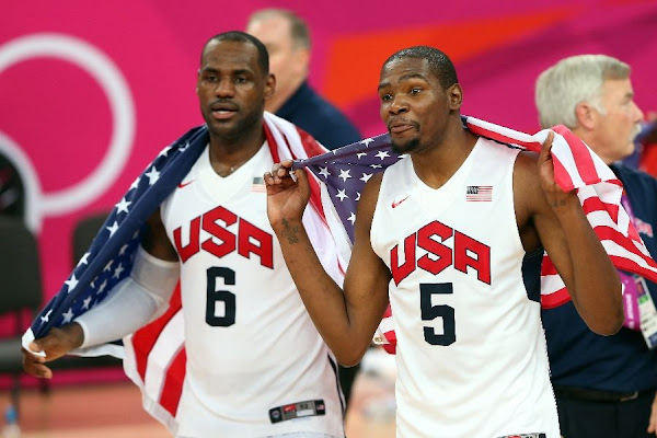 USA Basketball Defend Gold Medal After Beating Spain in London