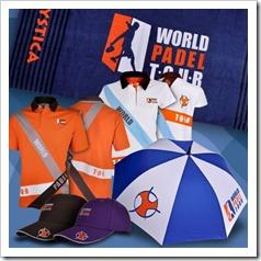 MYSTICA regala productos oficiales del World Pádel Tour gracias a su concurso.