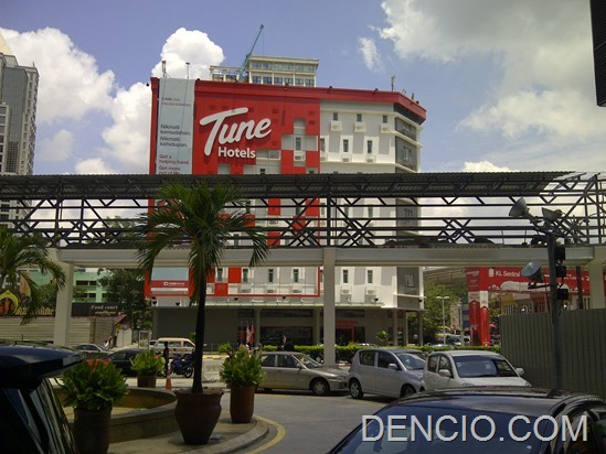 Tune Hotels Downtown KL3