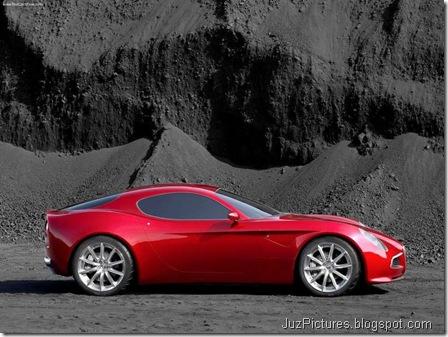 Alfa Romeo 8C Competizione (2004)4