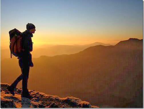 pendaki-gunung
