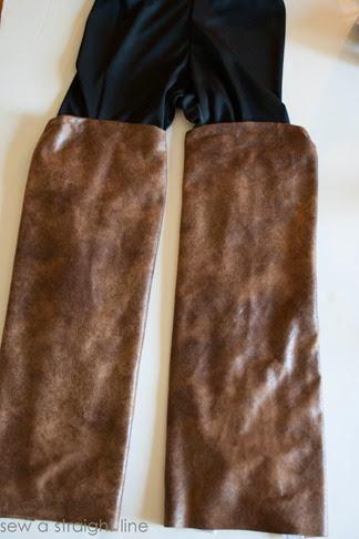 headless horseman costume sew a straight line-2-4