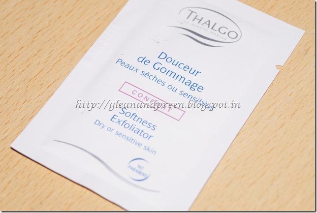 Thalgo Confort Softness Exfoliator