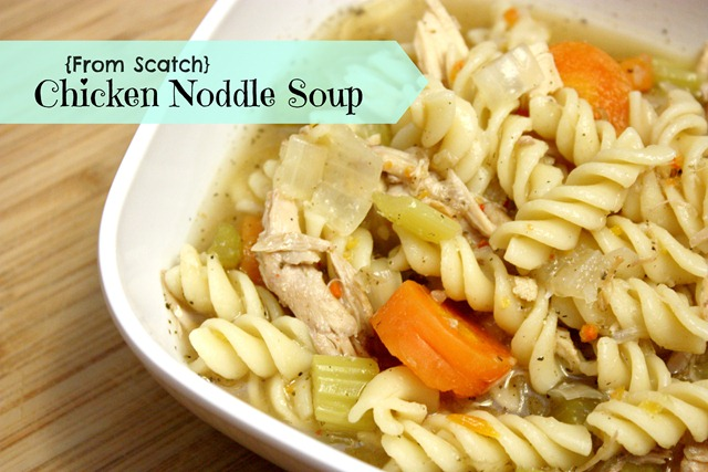 Chicken Noddle