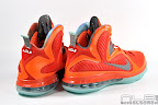 lebron9 allstar galaxy 04 web white Nike LeBron 9 All Star aka Galaxy Unreleased Sample