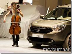 Dacia Lodgy Autosalon Geneve 2012 04