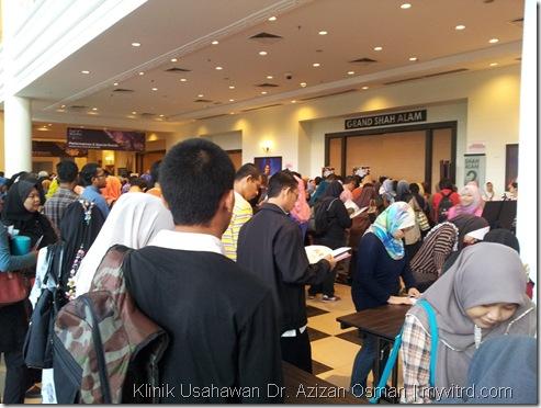 Klinik Usahawan Dr Azizan Osman 2