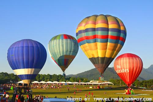 台東鹿野高台-熱氣球嘉年華