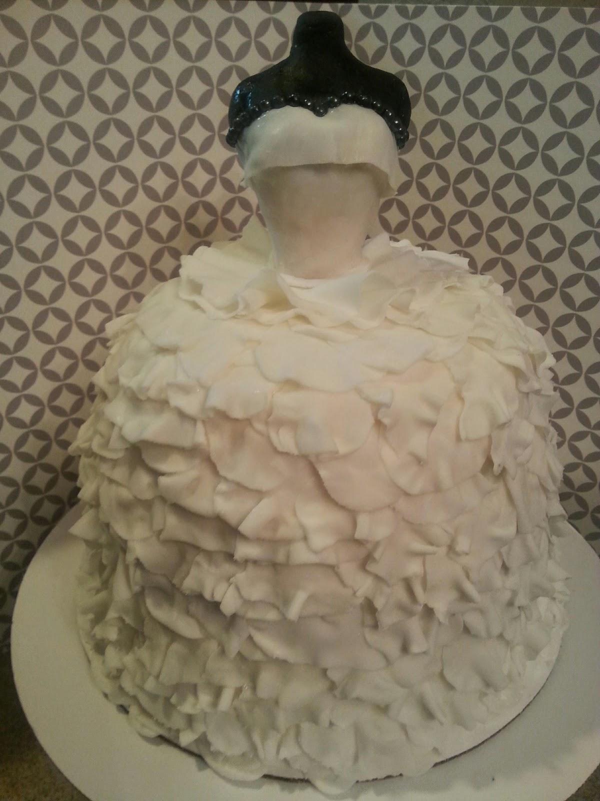 Wedding Dress Cupcake Cake 5 Spectacular Wedding Dress Cake and