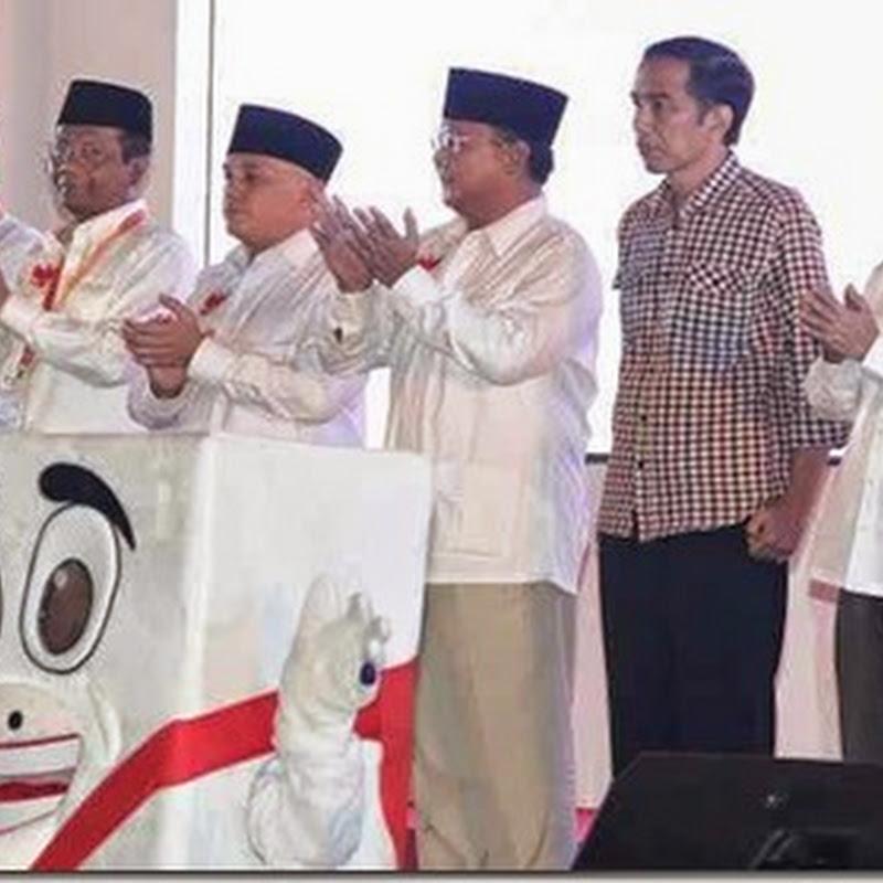 Lihat Pidatonya,Jokowi Belum Siap Jadi Presiden