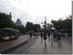 Disneyland 10K Disneyland Park 6