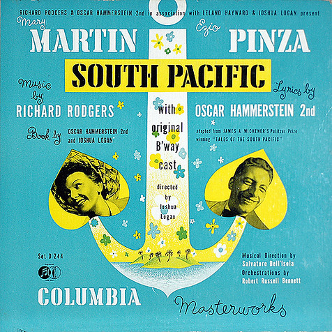 Rodgers & Hammerstein – South Pacific with Original Broadway Cast (1949).jpeg