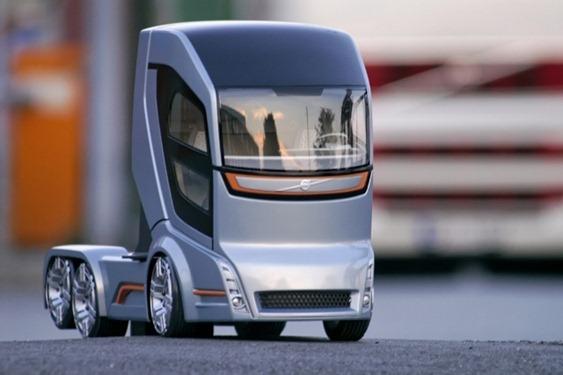Camiones Volvo Vision 2020
