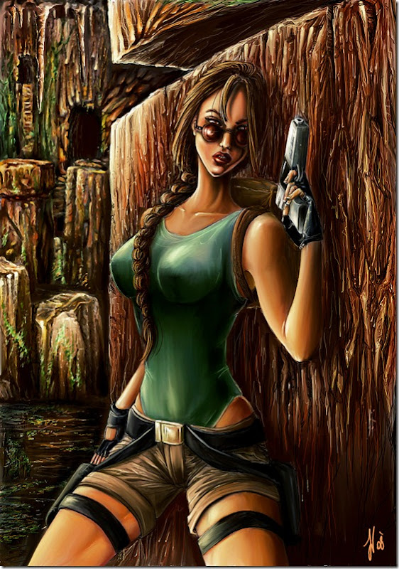 Lara Croft (150)