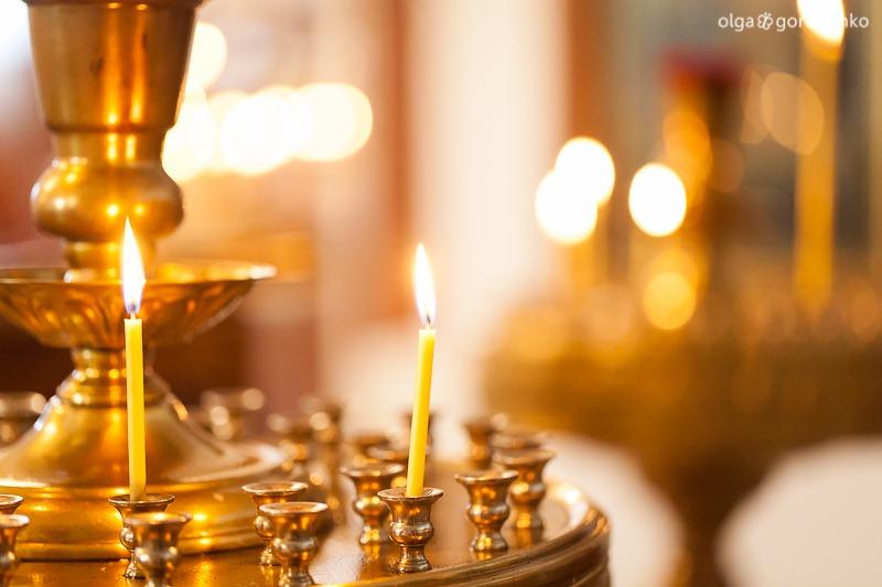 Крещение Егора. Фотосессия таинства крещения. часть 1