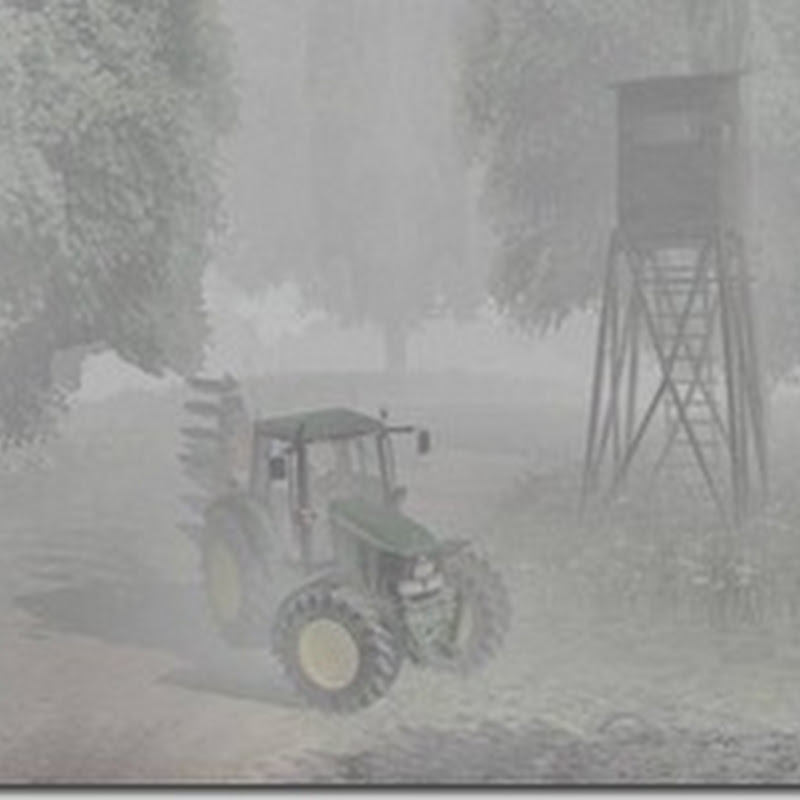 Farming simulator 2011 - Mod Morning Fog v1 (nebbia)