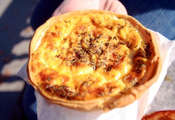 Montpellier Bakery Quiche