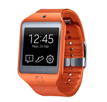 Tizen based samsung watch