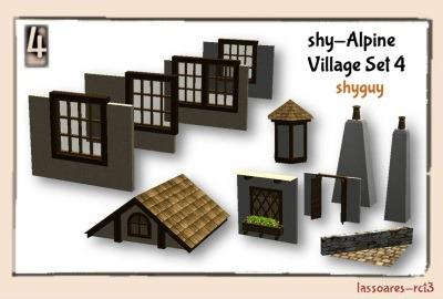 shy-Alpine Village Set 4 (shyguy) lassoares-rct3