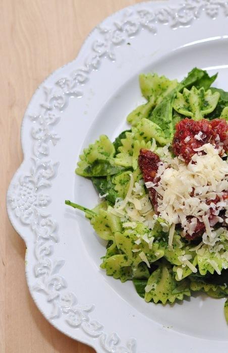 Spinach Pasta 11