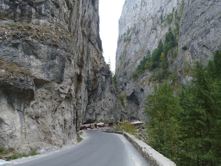 Things to see in Neamt: Bicaz gorges