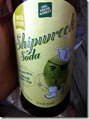 shipwreck soda