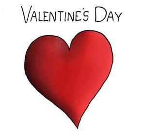 До питання про святкування Дня святого Валентина